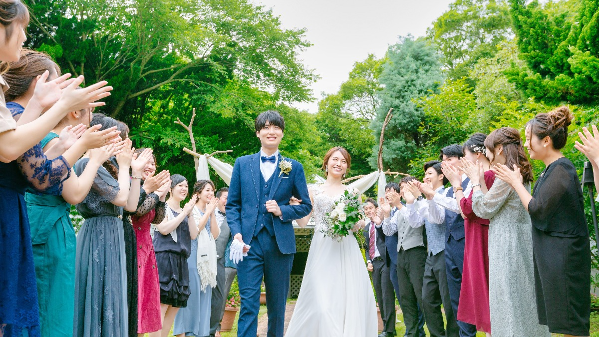 中止 結婚 式