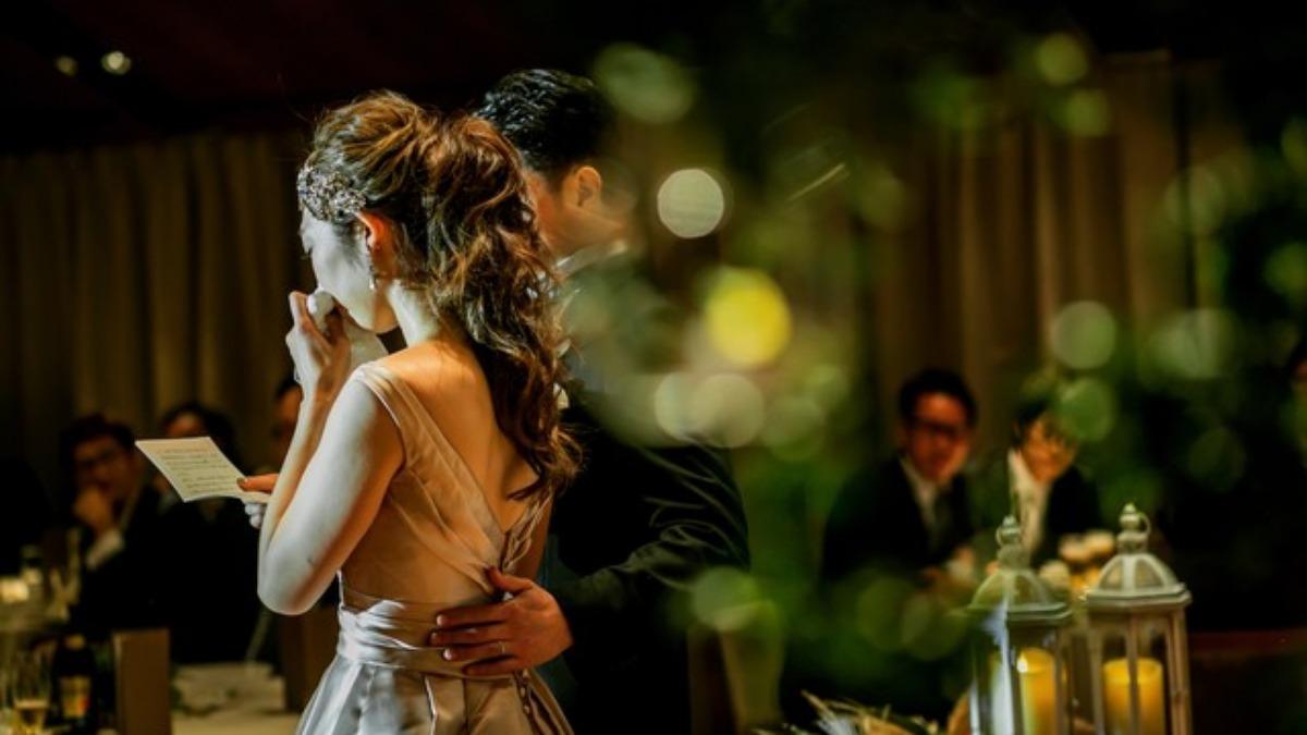 結婚式 世界の結婚式 花嫁の手紙