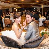 テーマは「Fuwa Fuwa Time」*書いて伝える結婚式!