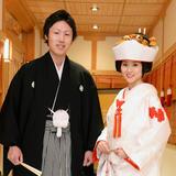 素敵な会場で夢の神前挙式「和×洋」ゲスト全員参加型結婚式