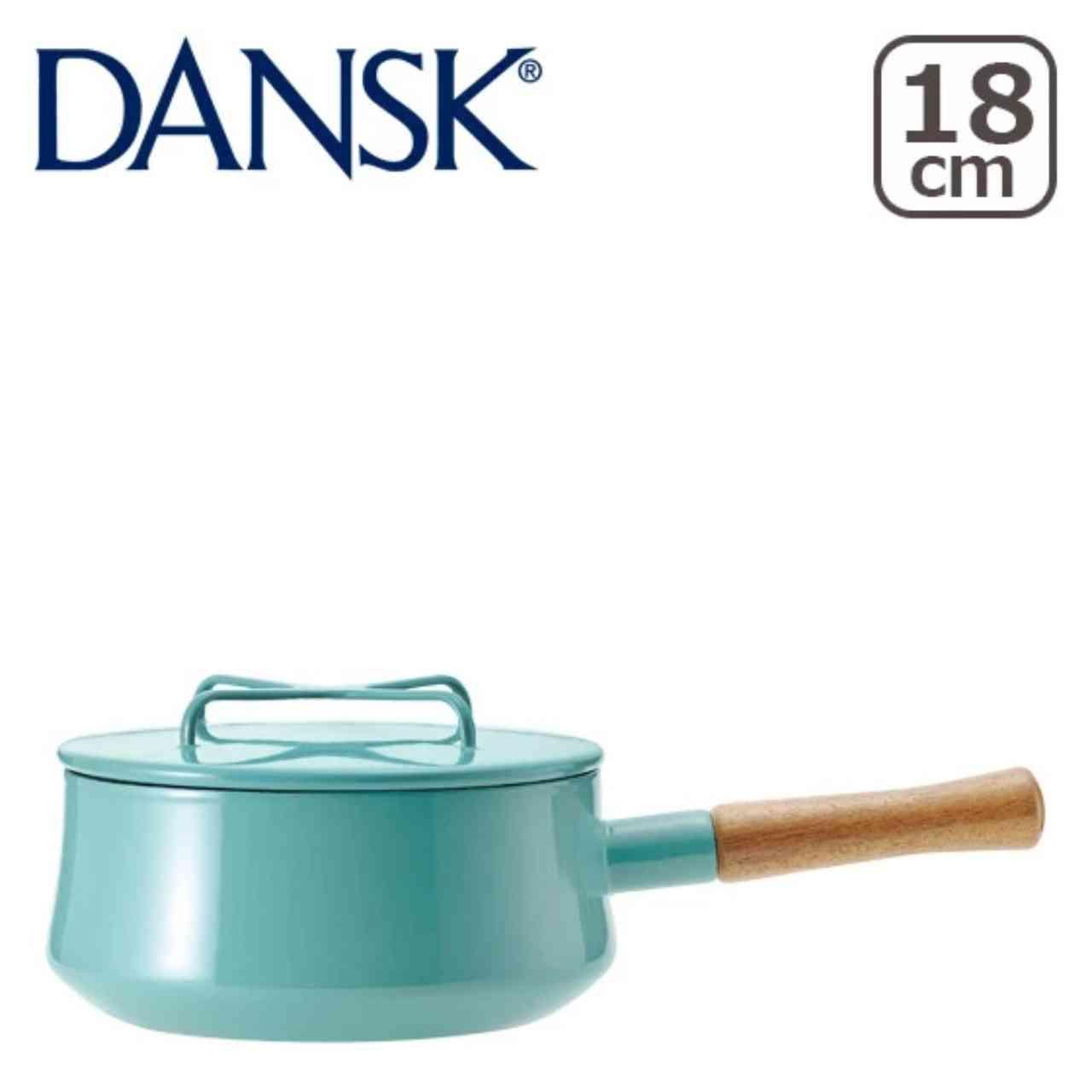DANSK(ダンスク)のホーロー片手鍋 18㎝