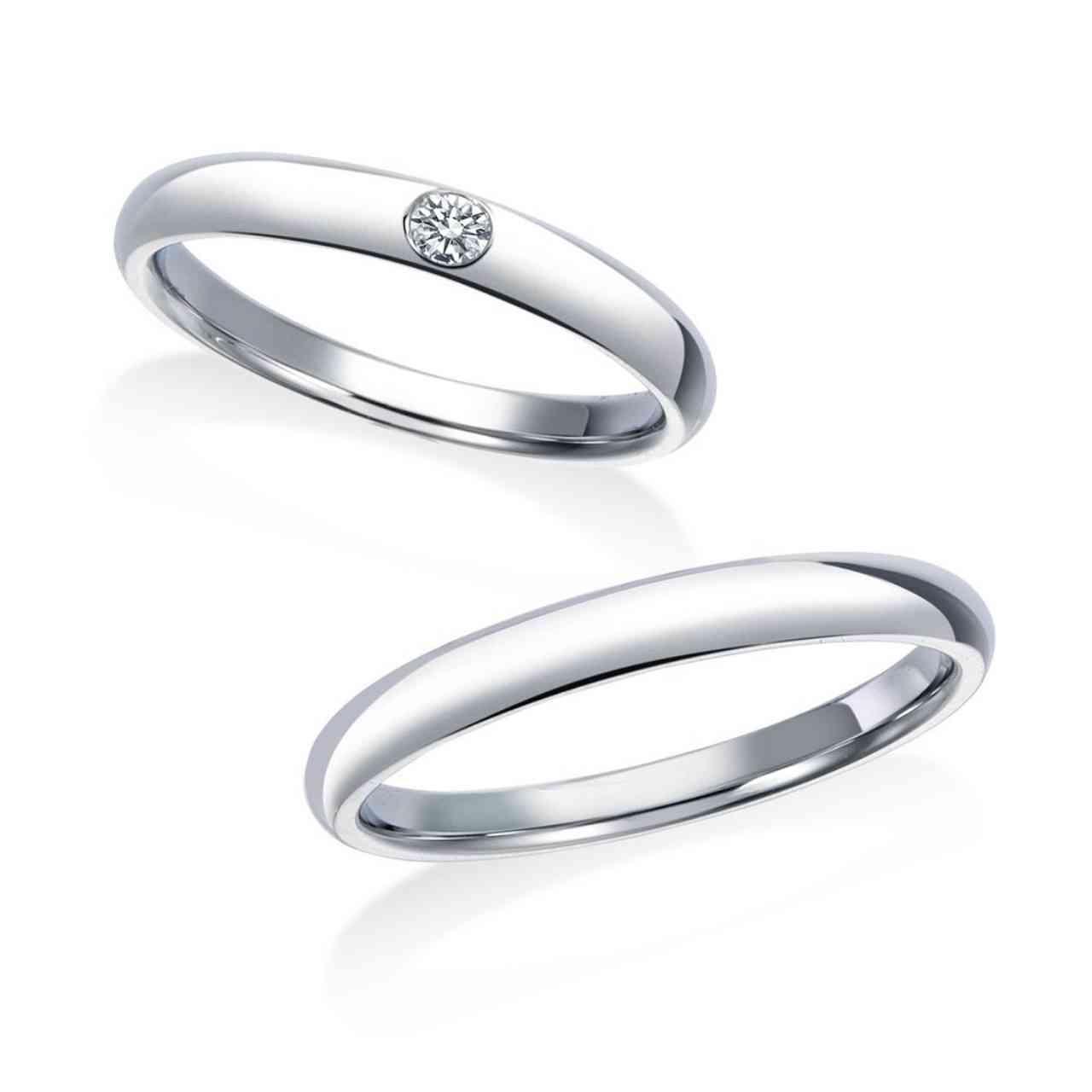 結婚指輪・WRB036/WRA026