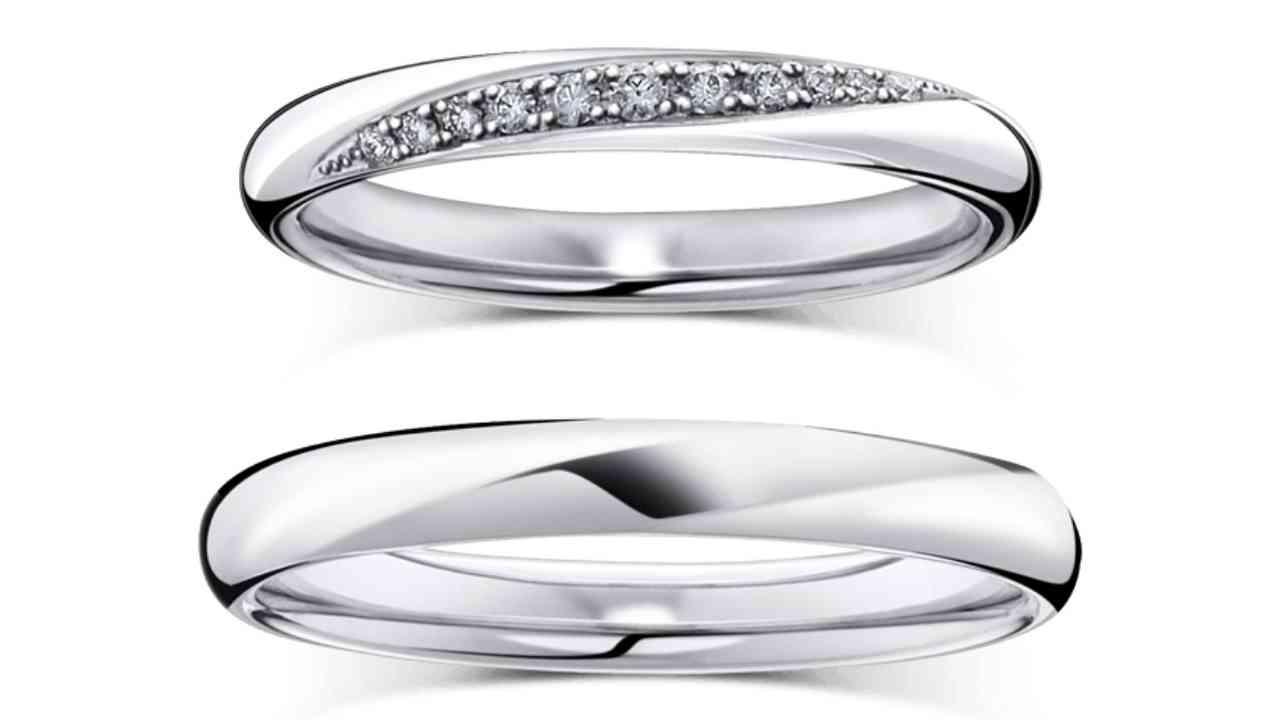 ラザールダイヤモンド結婚指輪・ベルヴェデーレ