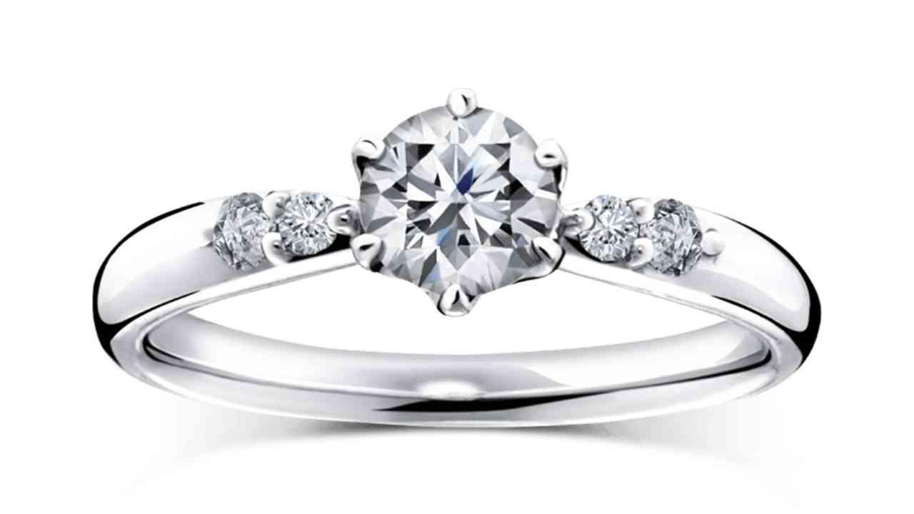 ラザールダイヤモンド婚約指輪・ドリルトン