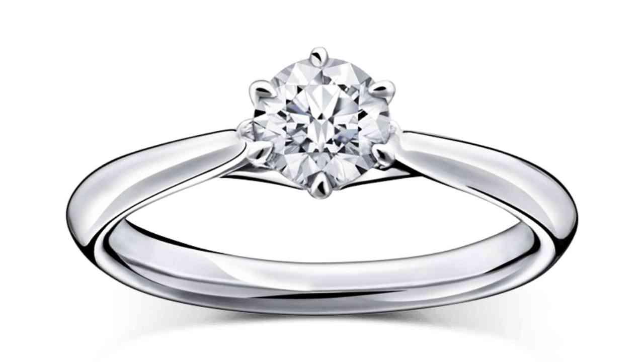 ラザールダイヤモンド婚約指輪・マチルダ