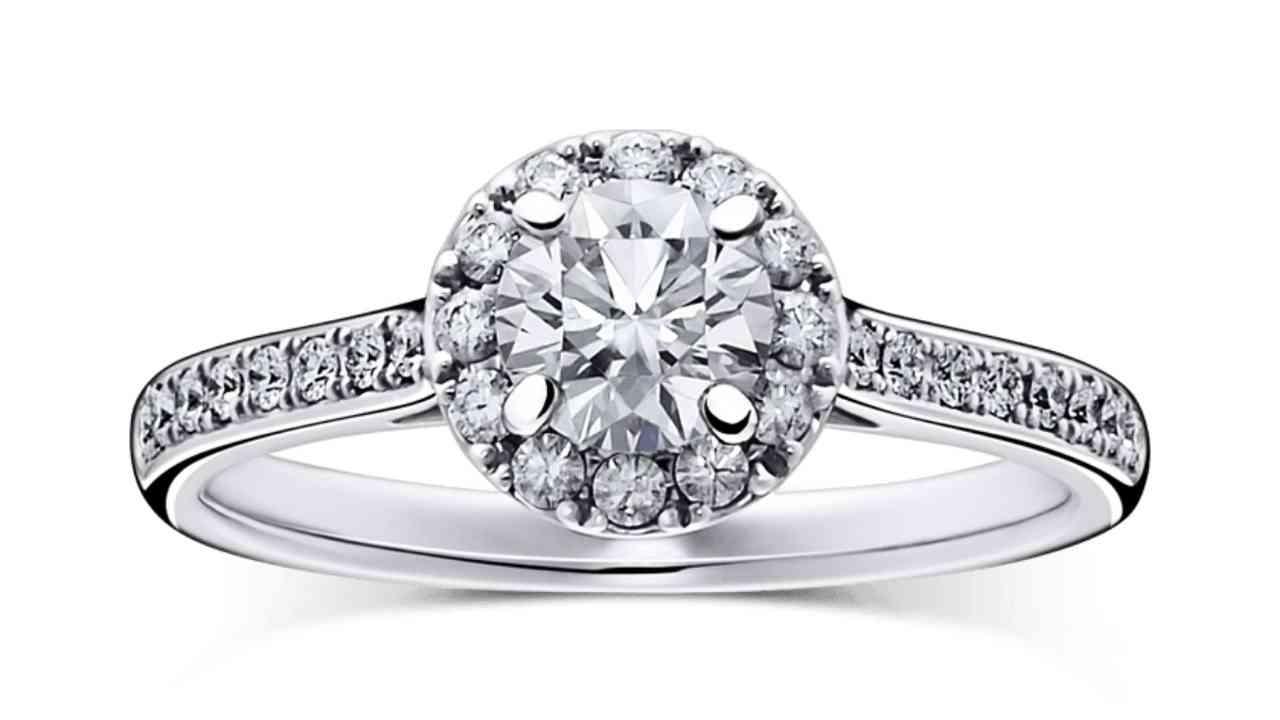 ラザール ダイヤモンド婚約指輪・セントパトリック28