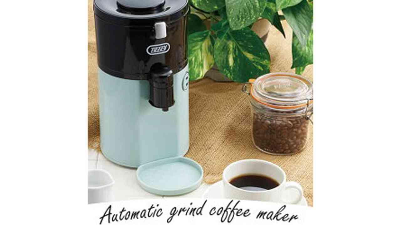 全自動ミル付コーヒーメーカー