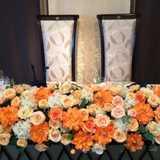 家族だけの小さな結婚式を実施予定。なのに、装花が高砂だけで40万…に驚愕!担当者変更してもいいもの?