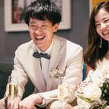 結婚式の延期を決めたふたりが「オンライン結婚報告」を実施した、その理由とは?