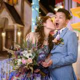 たくさんの感謝とサプライズを詰め込んで*アメリカンポップな結婚式!