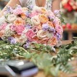 結婚式費用の節約!ブーケを1万円以下でDIYする方法