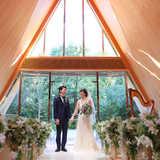 絆深まる結婚式*グリーンたっぷりのナチュラルウェディング