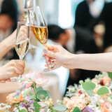 結婚式や披露宴<乾杯の挨拶>の基本