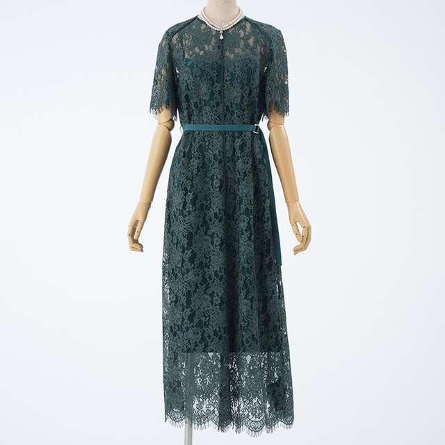 30代向けゲストドレス