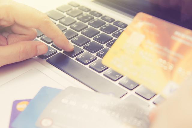 結婚式費用のお支払いイメージ:クレジットカード