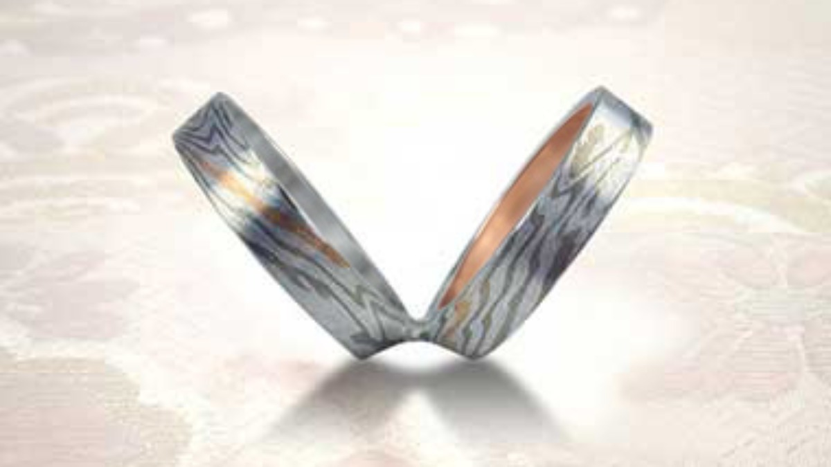 分かち合いの儀式に絆を感じる「杢目金屋」結婚指輪人気ランキング〜2020年上半期〜